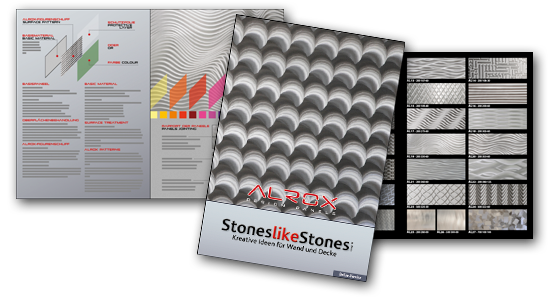 stoneslikestones alrox download von pdf flyer und informationsmaterial. Black Bedroom Furniture Sets. Home Design Ideas