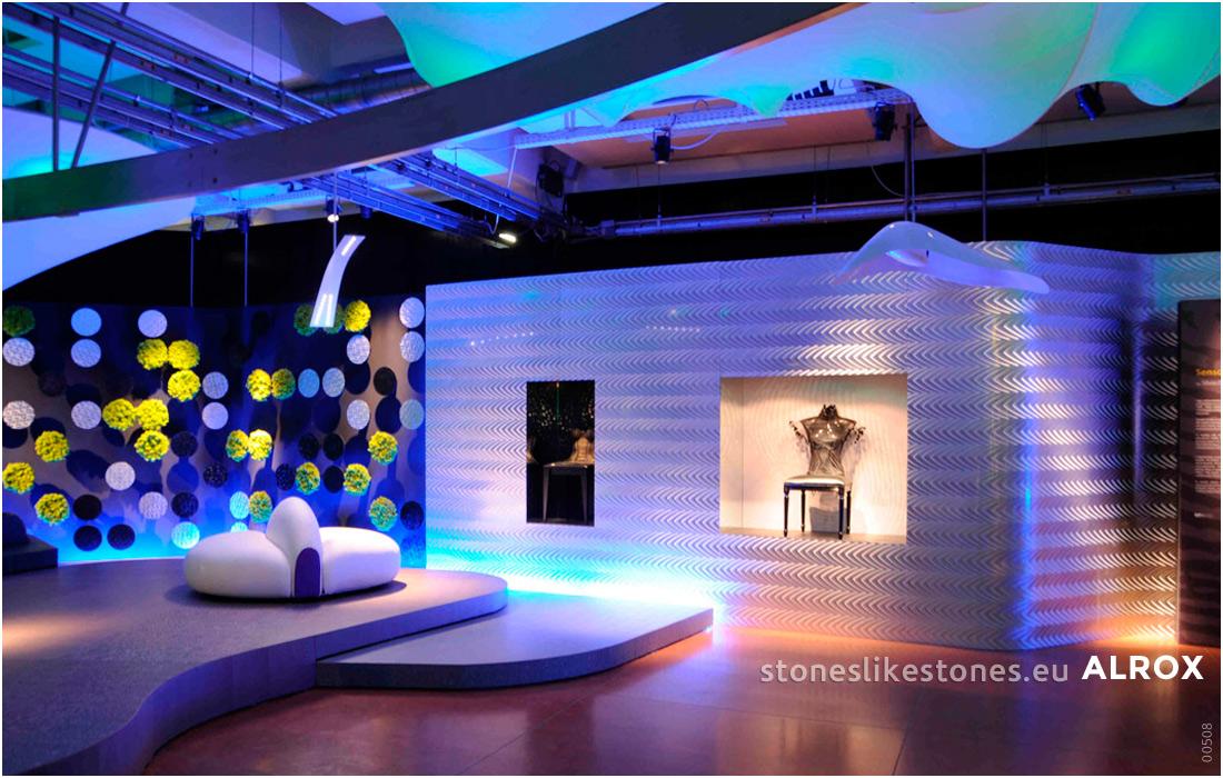 alrox bildergalerie kreative aluminium paneele f r. Black Bedroom Furniture Sets. Home Design Ideas