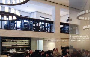 MSD Steinpaneel Gastronomie 02117 Ladrillo Loft SION WZ 300x191