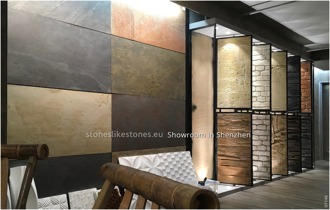 StoneslikeStones Aktivität In China 07146 – Showroom In Shenzhen